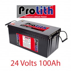 Batterie LifePo4 24Volts...