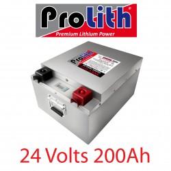 Batterie LifePo4 24Volts...